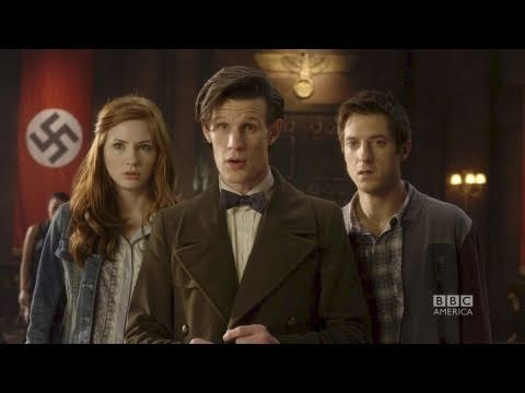 Let's Kill Hitler is listed (or ranked) 26 on the list Favorite Matt Smith Doctor Who Episodes 2.0