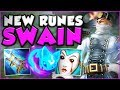 COME ON RIOT!! NEW SWAIN HAS UNLIMITED MANA?! NEW SWAIN TOP SEASON 8 GAMEPLAY! - League of Legends MP3