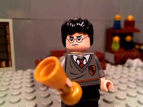 Lego Harry Potter- Hagrid Goes Missing