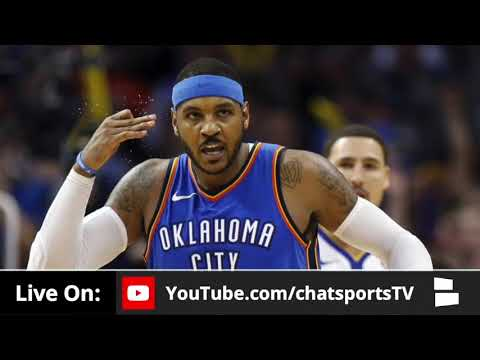 Carmelo Anthony Rumors: 4 Teams That Could Sign Melo Once The Thunder Release Him