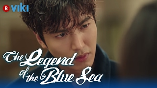 Download Lagu The Legend of the Blue Sea - EP 2 | Jun Ji Hyun Gets on Lee Min Ho's Nerves Gratis STAFABAND