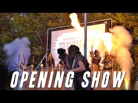 Download OPENING SHOW at Horror Nights - Traumatica 2019 at Europa-Park Mp4 baru