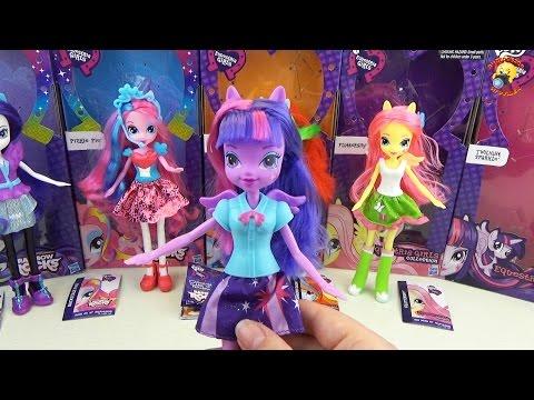 Twilight Sparkle - Искорка. Кукла пони, My Little Pony: Equestria Girls Collection