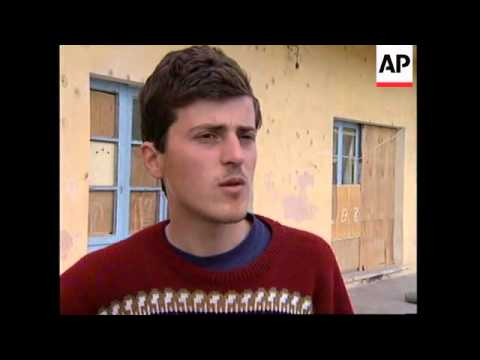 ALBANIA: TIRANA: MULTINATIONAL FORCE HAVE AUTHORITY TO USE FORCE