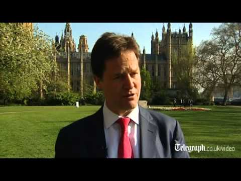 Clegg rejects Lawson's call to leave EU
