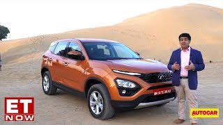 Tata Harrier - Full Review | First Drive | Autocar India