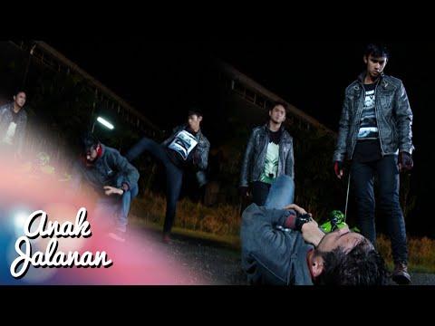 Tristan Babak Belur Dihajar Mondy [Anak Jalanan] [4 Feb 2016]