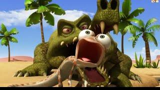 Oscar's Oasis - Best Cartoon Short Films - Funny Animal Cartoons for Children