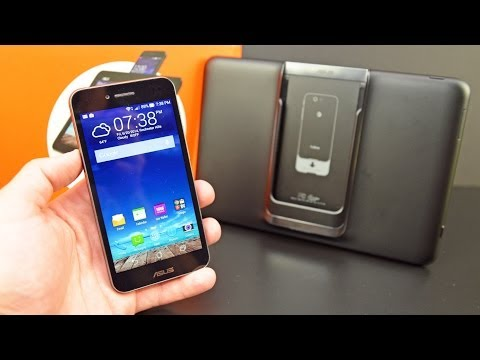 Asus PadFone X: Unboxing & Review