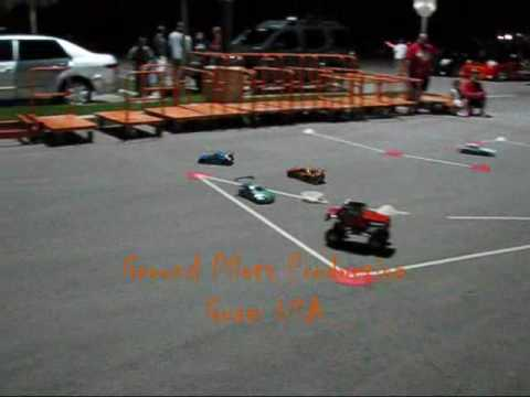 RC GUAM Drifting at HOME DEPOT!