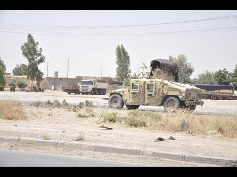 Iraq Kurds take Kirkuk as Sunni militants surge toward Baghdad