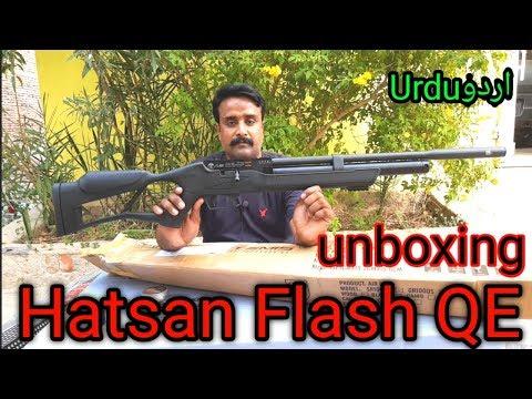 Hatsan Flash QE unboxing in urdu