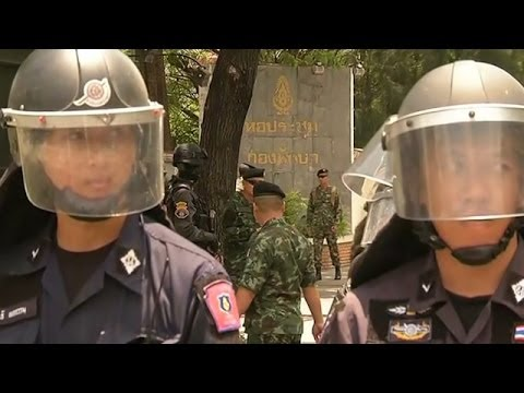 Thai Coup Leader Summons 114 Important Figures