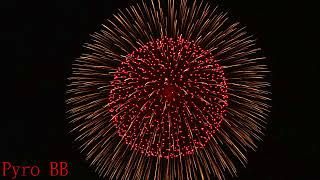 Top 5 most beautiful shell fireworks (600-1200mm)