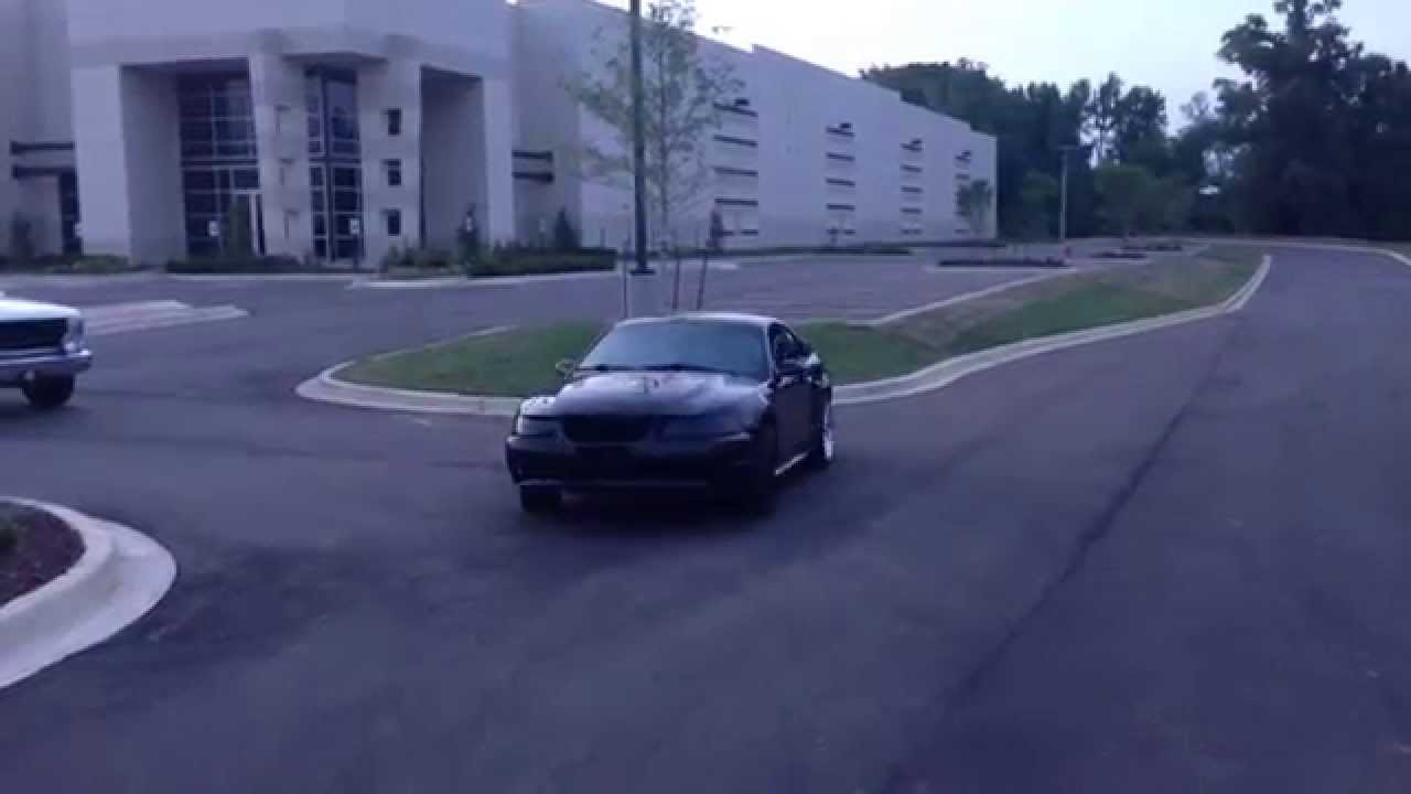 2003 Mustang Gt With Slp Loudmouth 1 S Youtube