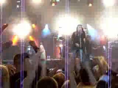 TUSKA FESTIVAL 2007 - Brother Firetribe 1 (Emppu Vuorinen)