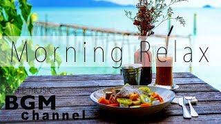 Morning Cafe Music - Relaxing Jazz & Bossa Nova Music For Study, Work - Background Cafe Music
