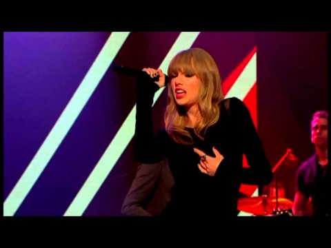 Taylor Swift - I Knew You Were Trouble (Live Graham Norton Show)