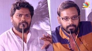 """Magical fantasy is my next script"" says Pa Ranjith | Panjumittai Movie"