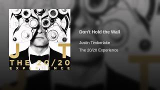 Download Lagu Don't Hold the Wall Gratis STAFABAND
