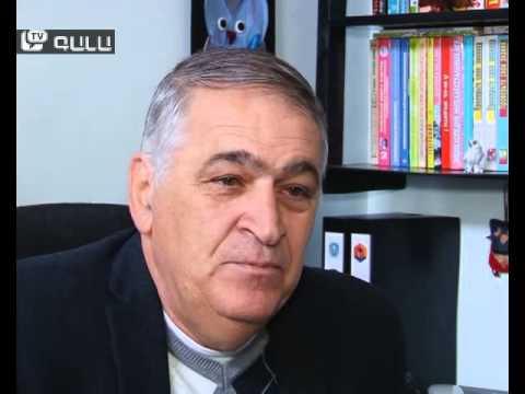 Հարցազրույց Սեյրան Մարտիրոսյանի հետ