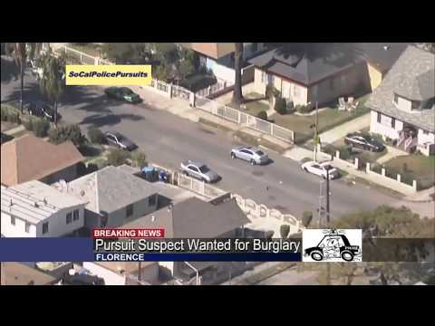 Southern California Police Pursuit - Feb 26, 2013