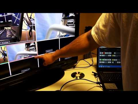 ATEM Television Studio( tutorial en español) thumbnail