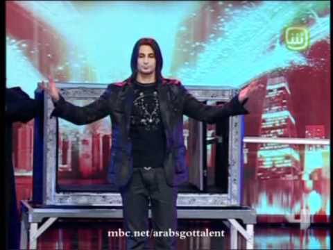 Arabs Got Talent - ��عرب ��ا�ب - Ep 6 - أح�د ا�با�ض