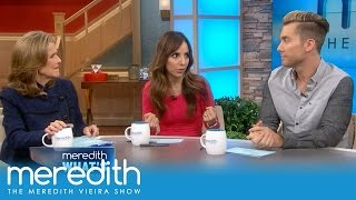 Drama Free Reality TV, Bullying & Women Popping the Question   The Meredith Vieira Show