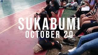 SMP Santa Angela Goes to Sukabumi Yuwati Bakti