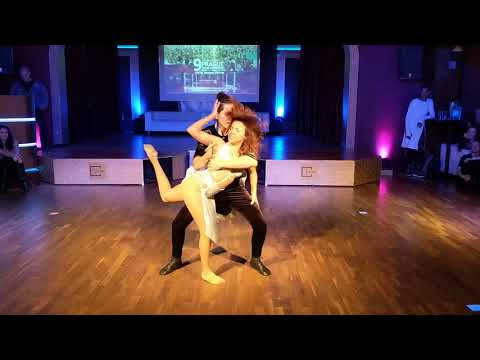 PZC2018 with Erica & Felipe in Performance ~ video by Zouk Soul
