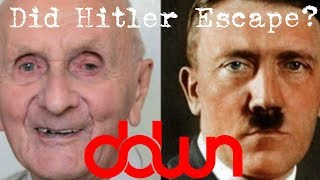 Did Hitler escape? * And more in this DAILY DOSE OF WEIRD NEWS! #DDWN