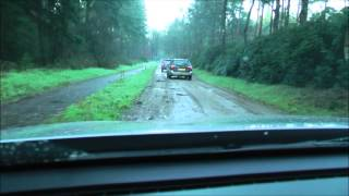 Subaru Club Nederland Veluwe Tour 2015 - part1