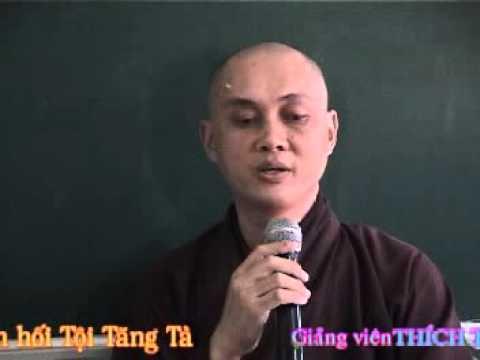 Giới Tỳ Kheo 36: Sám Hối Thiên Tăng Tàn (phần 1)