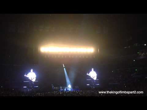 Paul Mccartney - Blackbird - Orlando, Florida - Amway Center - 2013 Out There Tour video