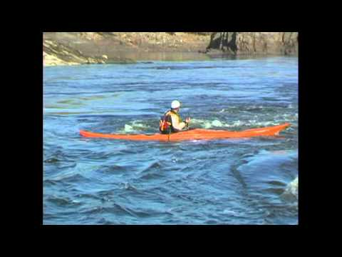 How to paddle in a tidal waters part 1