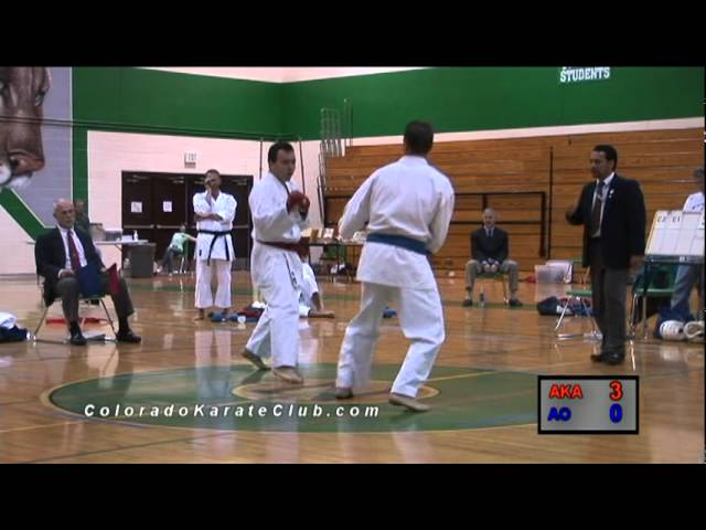 Wadokai Shudokan Karate Tournament - Finals Kumite (Sparring)