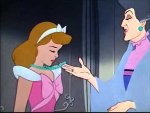 Cinderella and the wicked step
