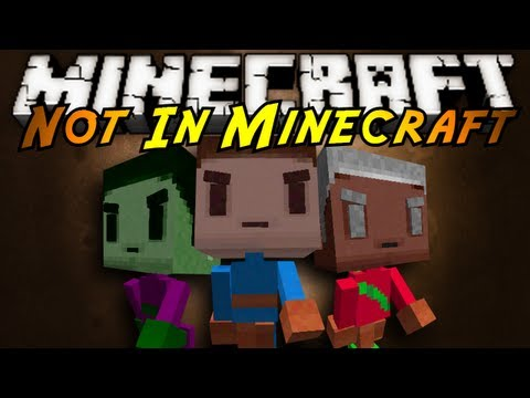 Minecraft Mod Showcase : NOT IN MINECRAFT!