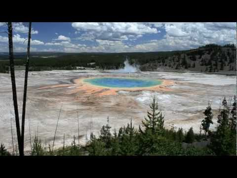 Yellowstone - Summer 2011 (HD)