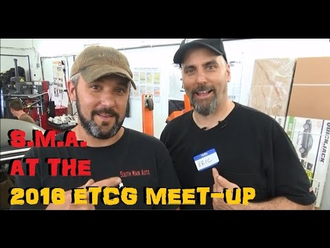 S.M.A. At 2016 Eric The Car Guy Meet-Up