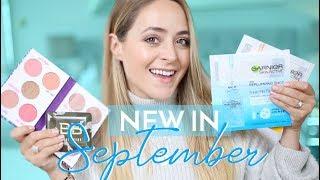New in Beauty: SEPTEMBER! | Fleur De Force (Ad)