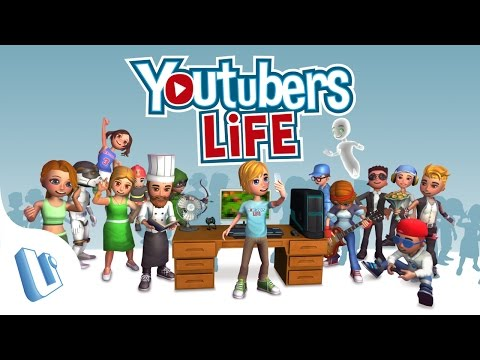 Youtubers Life - Gaming APK Cover