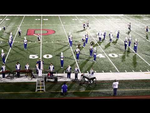 Kennard-Dale High School at the Dover Band Show