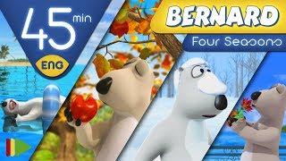 Bernard Bear   Four Seasons   45 minutes