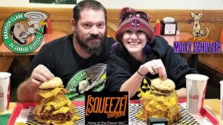 Squeeze Inn Burger with Molly Schuyler