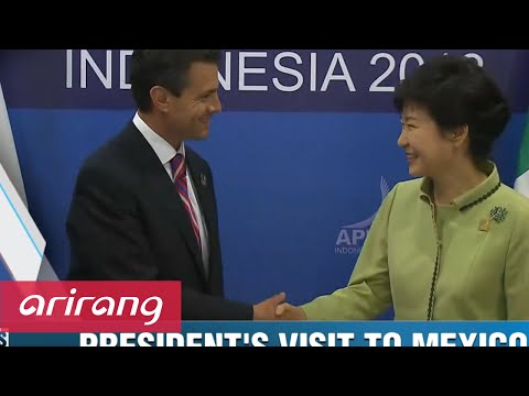 Business Daily(Ep.258) President Park to Mexico _ Full Episode