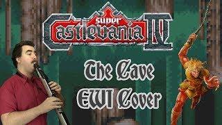 Super Castlevania IV - 'The Cave' EWI Cover