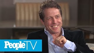 Hugh Grant Looks Back On Surviving Prostitute Scandal & How He Handled The Situation   PeopleTV