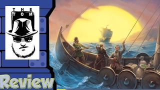Catan Explorers and Pirates Review - with Tom Vasel